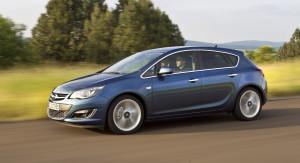 Opel 3 day testdrive