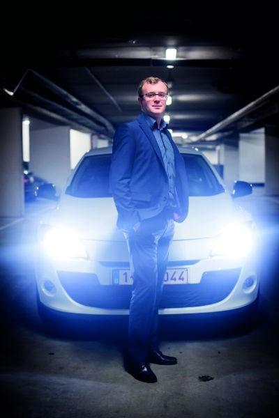 Tim Blanckaert (Securex), FLEET Mobility Manager of the Year 2015