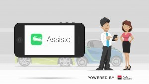Assisto powered by ALD Automotive LR