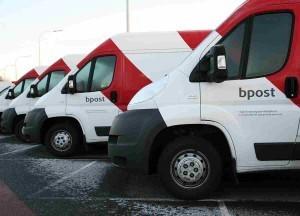 Vans bpost by ALD Automotive