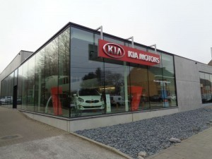 KIA DUFOUR photos showroom Hautrage 1-lowres