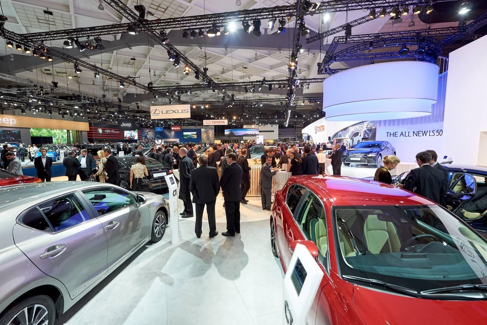 Autosalon 2019 Programmawijziging Fleet Be