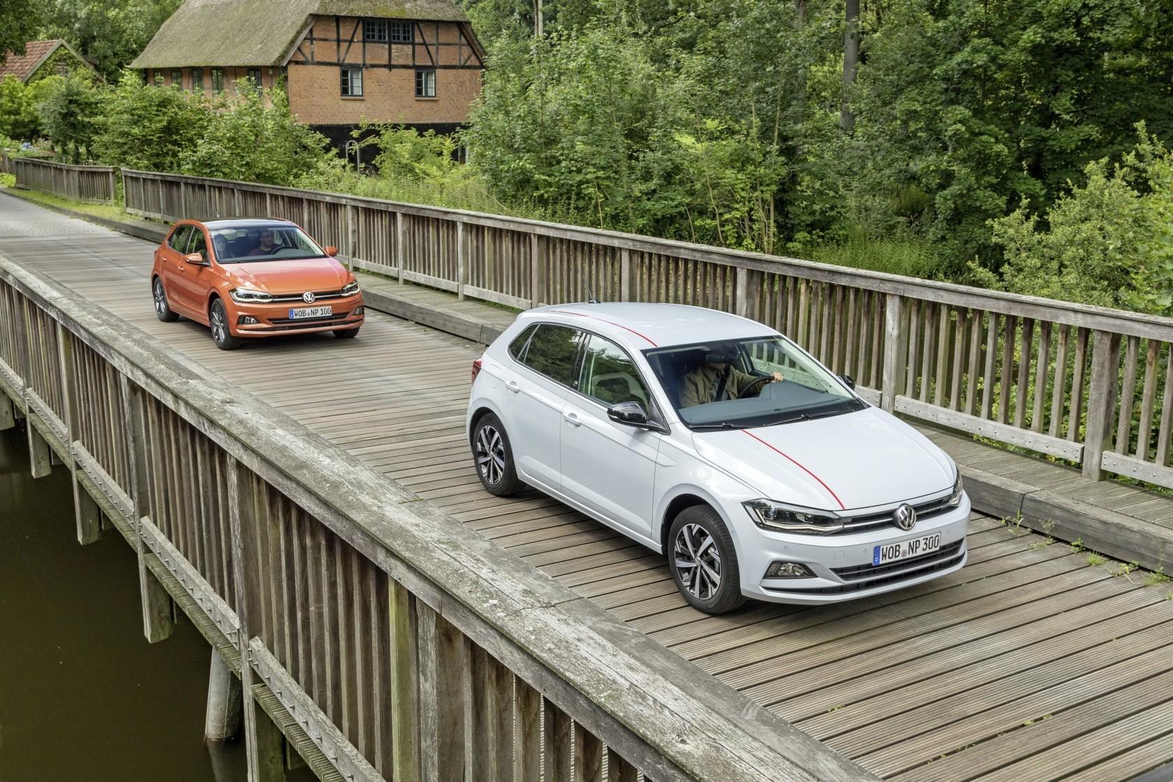 Test Volkswagen Polo Kleine Broertjes Worden Groot Fleet Be