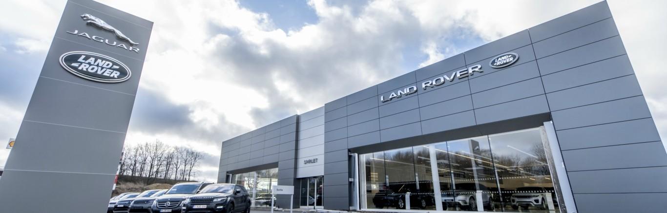 SpirletAutomobiles inaugure Jaguar Land Rover Liège - FLEET