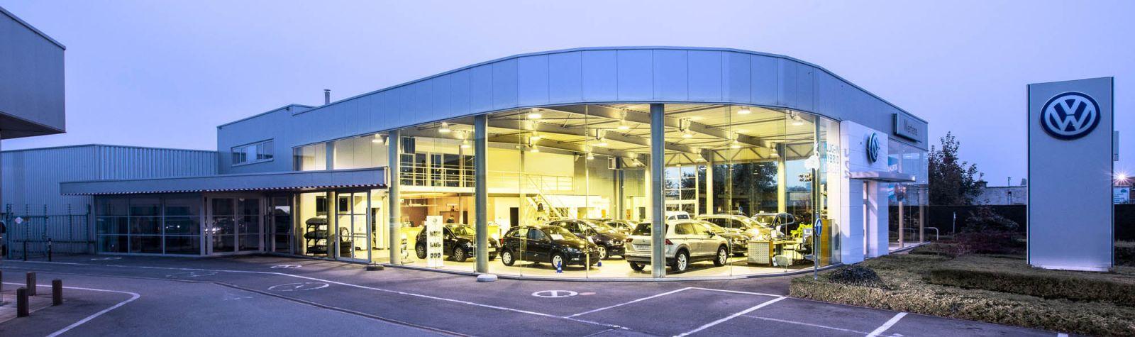 volkswagen garage mertens