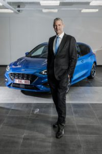 FLEET Manager of the Year 2019 Roeland Vriens Ford