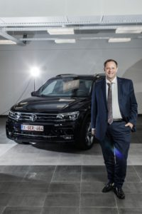 FLEET Manager of the Year 2019 Gert Debruyn Volkswagen