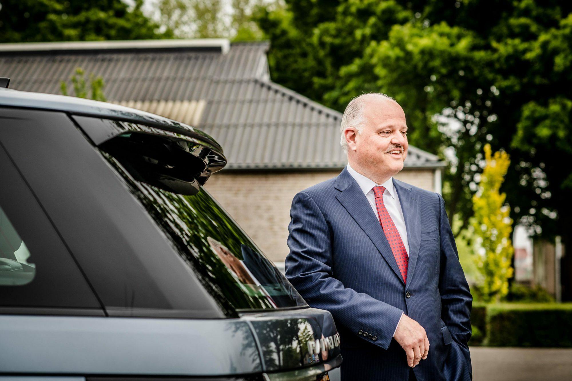 Erik Berkhof - Van Mossel Automotive Groep