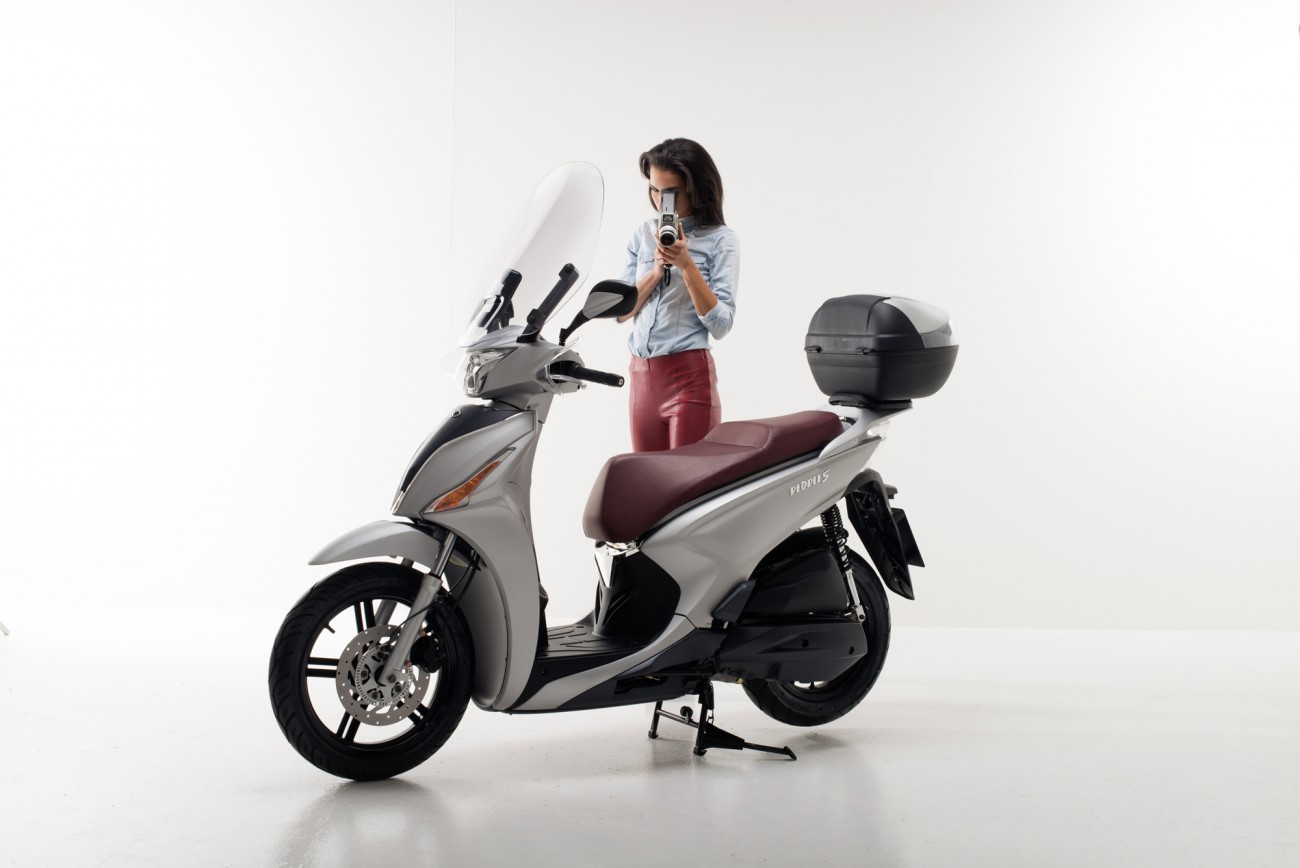 bromfiets scooter Kymco