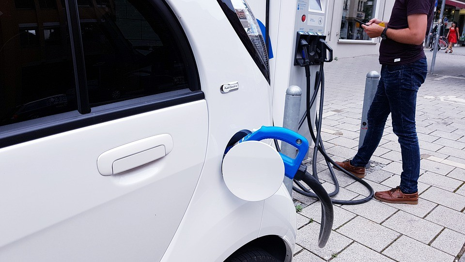 LeasePlan Car Cost Index Electric Vehicle