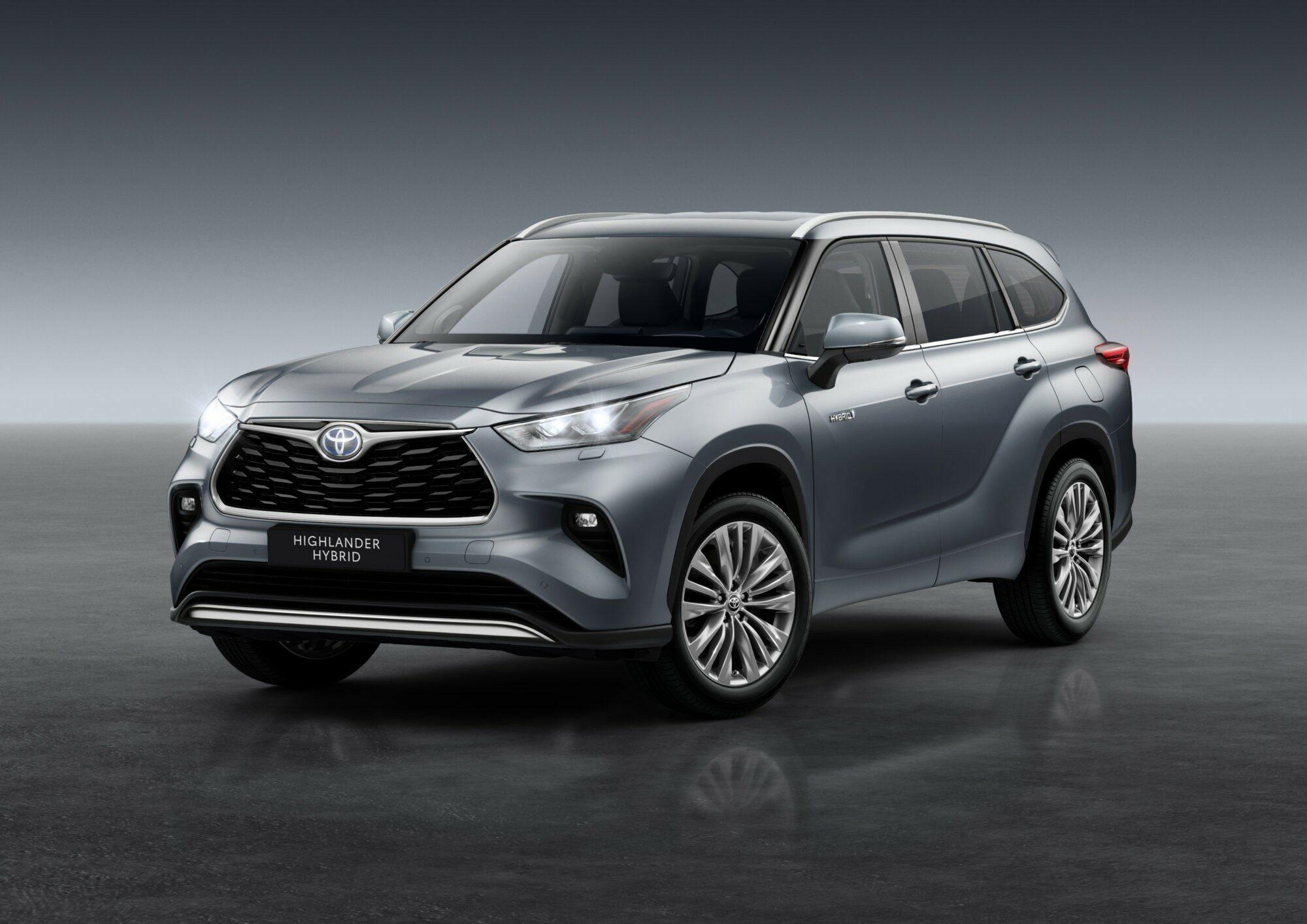 Deze afbeelding heeft een leeg alt-attribuut; de bestandsnaam is Toyota-Highlander.jpg