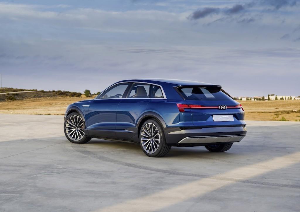 Audi Forest produira le « Q6 » full électrique dès 2018 – FLEET