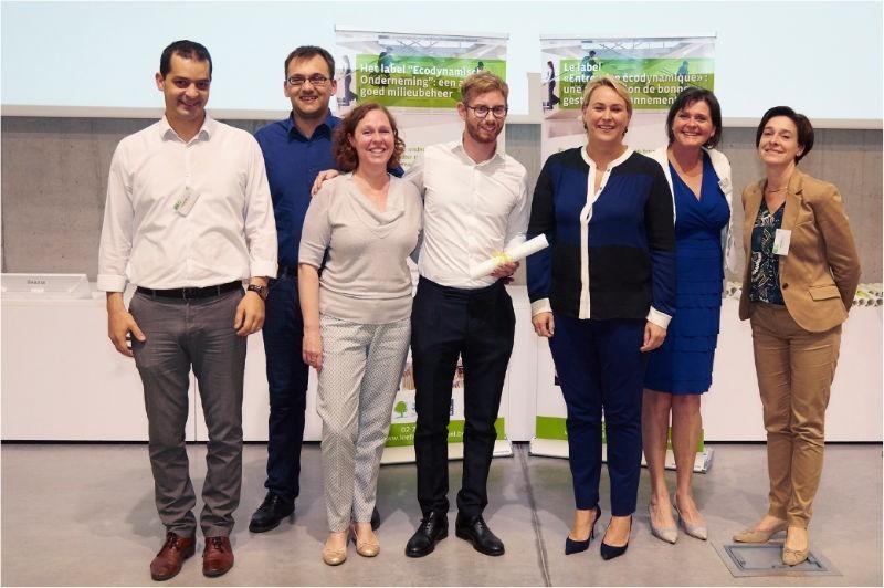 ALD Automotive eco label prize-web