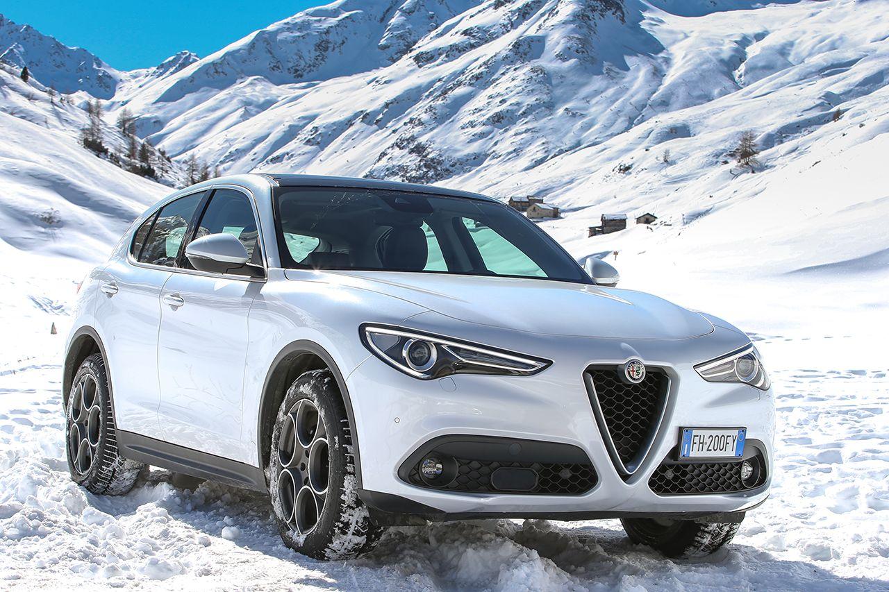Alfa Romeo Stelvio De Giulia Break Pinterest Front Bij Wordt Er In Wandelgangen Verteld Dat Een Suv Klant Niet Noodzakelijk Merkgebonden Is Dit Valt Nog Even Af Te Wachten