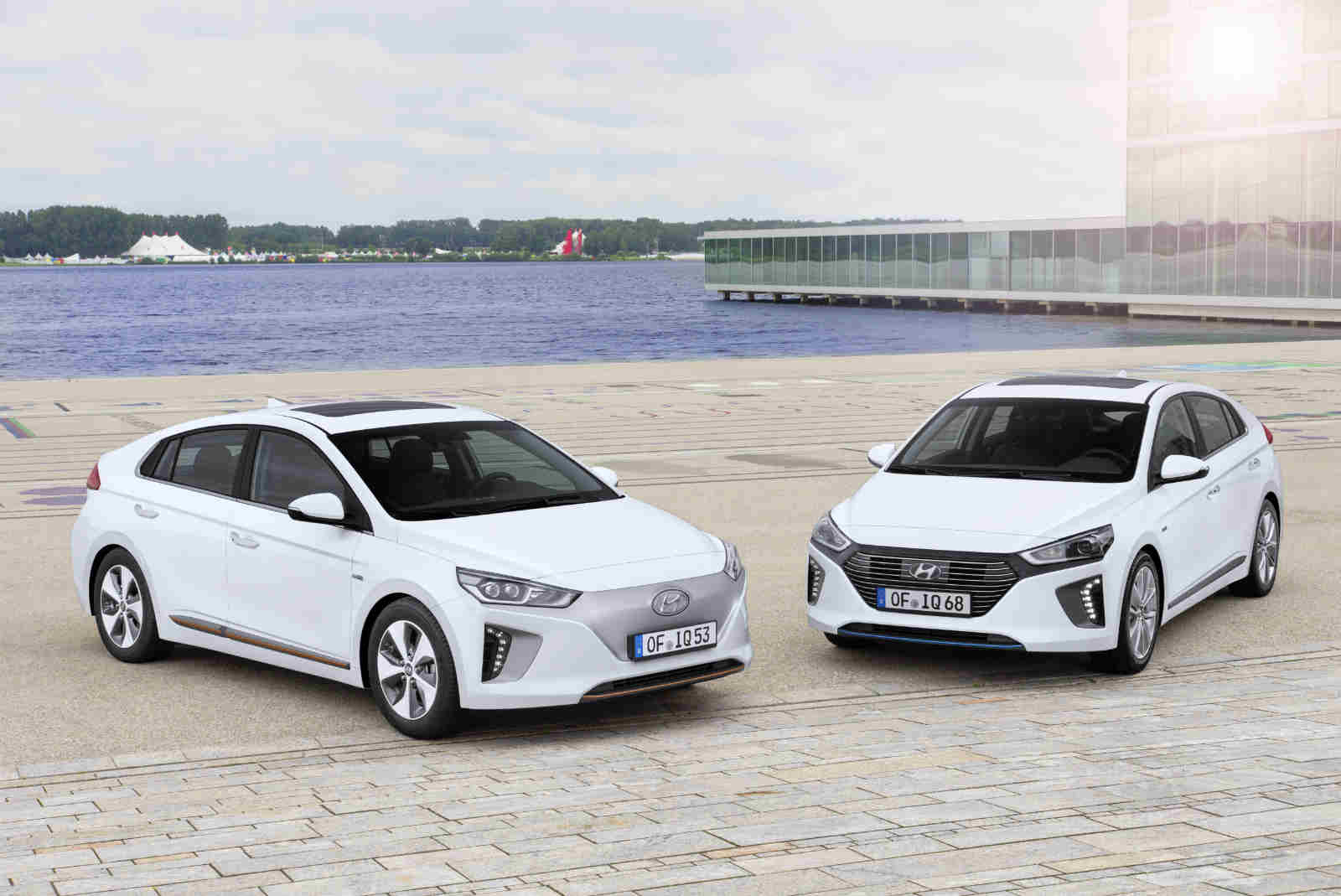All-New IONIQ Family-optimized