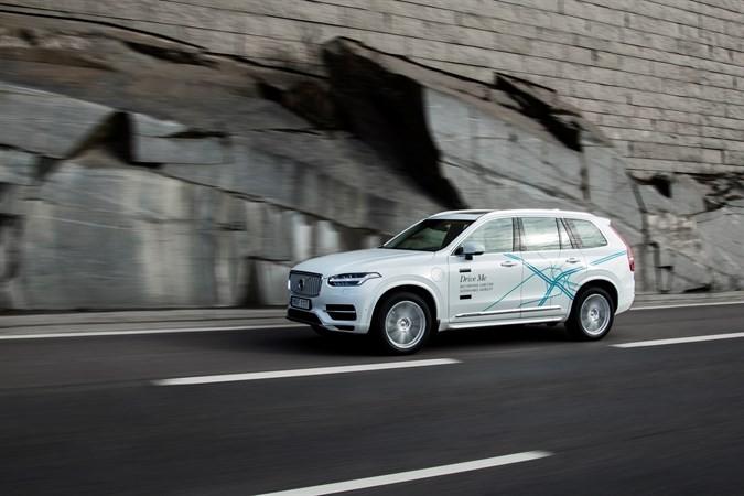 Aunomous car_Volvo