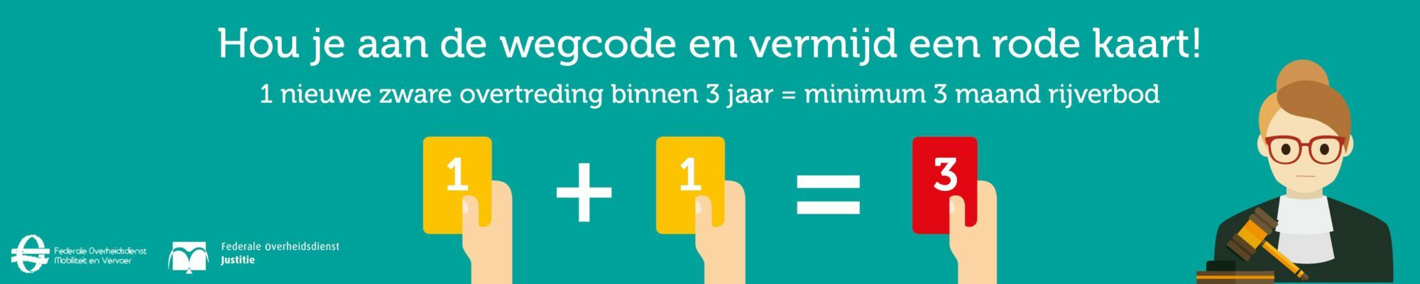 Banner recidive NL