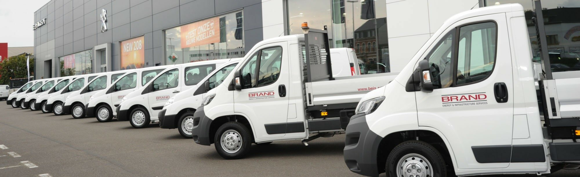 Brand Energy Peugeot LeasePlan