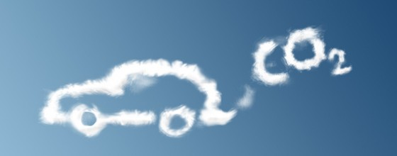 CO2 voiture