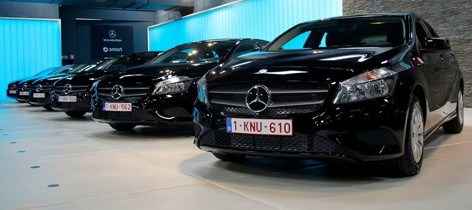 Cryns Mercedes