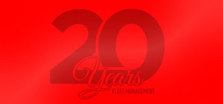 FLEET 20 jaar