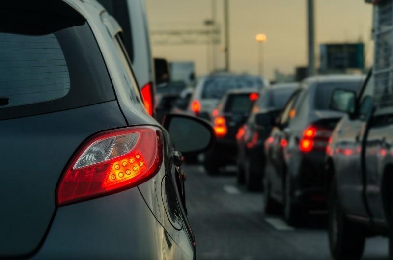 taxe routière super intelligente embouteillage