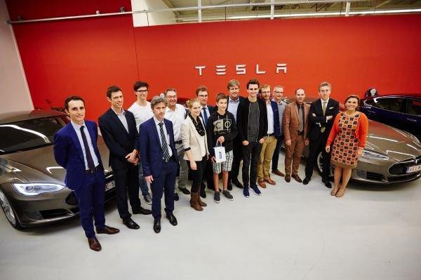 ING Tesla