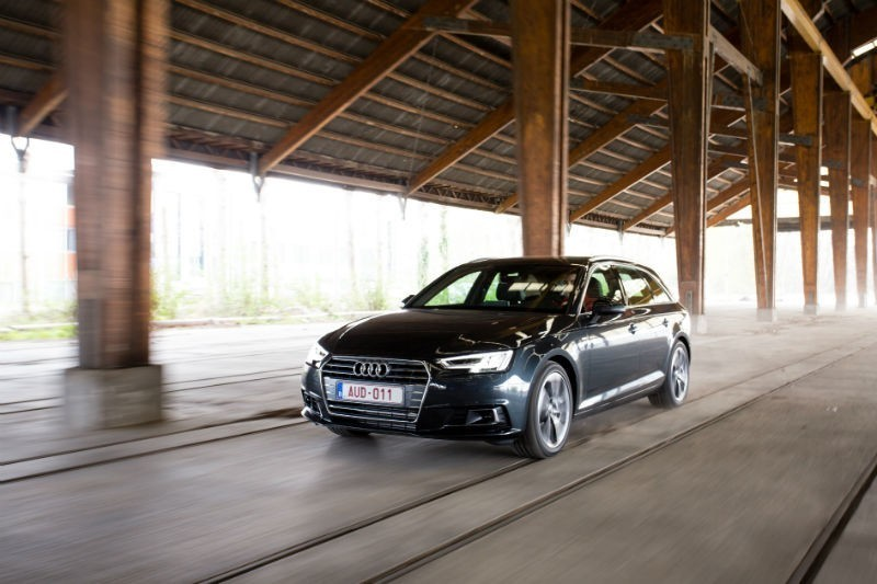 Lease Car of the Year Audi A4 Business+
