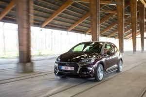 Lease Car of the Year DS3 Economy