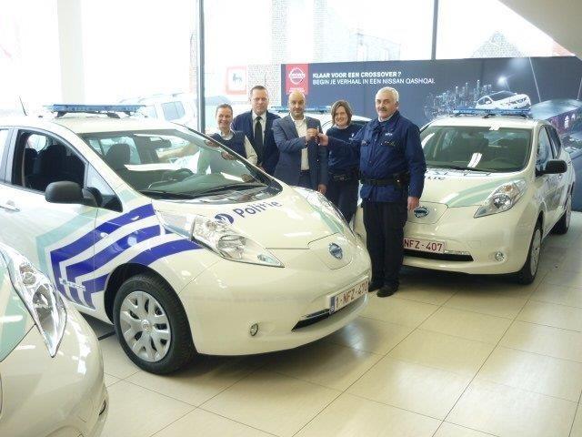 Nissan Leaf Maldegem
