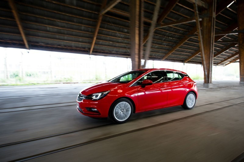Opel Astra Lease Car of the Year
