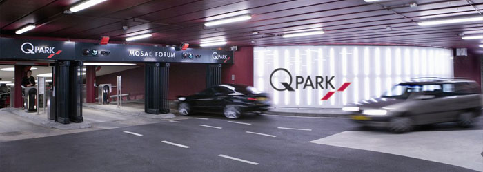 betaal een q park parkeergarage met uw total tankkaart. Black Bedroom Furniture Sets. Home Design Ideas