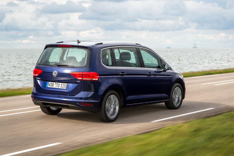 Volkswagen Touran De Familielieveling Fleet Be