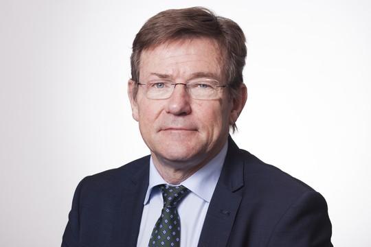 20150323, Brussel Belgium: Portret van Johan Van Overtveldt, personeelslid bij kabinet van minister Johan Van Overtveldt van de partij N-VA in Brussel.